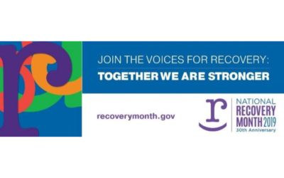 Recovery Happens In Communities